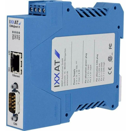 Ixxat CAN@NET II/VCI Active Ethernet interface 1 x CAN (High-Speed)