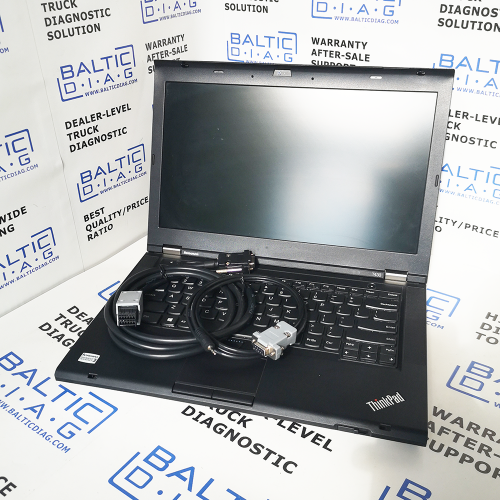 CAT/MITSUBISHI FORKLIFT DIAGNOSTIC SOLUTION (Laptop incl.)