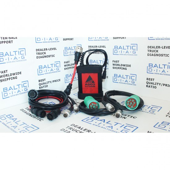 AGCO ELECTRONIC DIAGNOSTIC TOOL MULTI (LAPTOP INCL.)