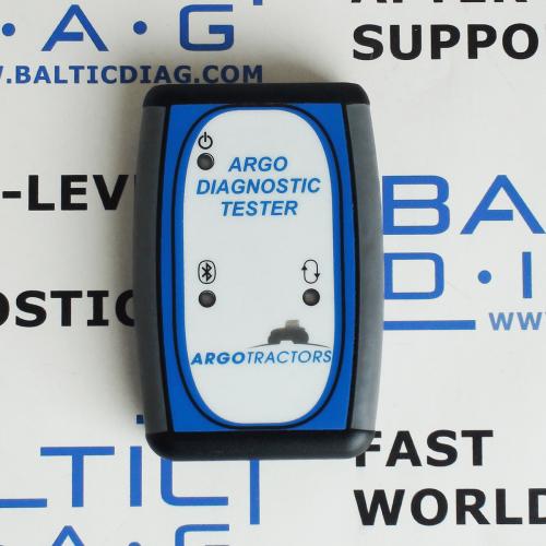 ARGO TOOL TRACTORS DIAGNOSTIC SET (LAPTOP INCL.)