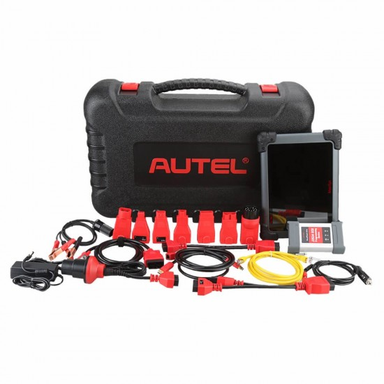 AUTEL MAXISYS PRO MS908P FOR LIGHT CARS WITH ECU CODING AND J2534