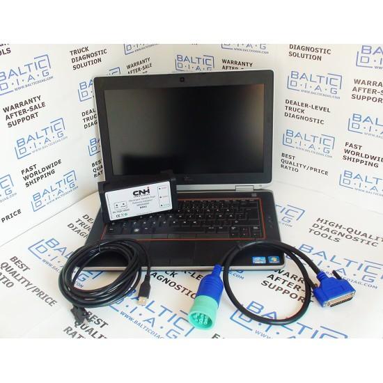 CNH DIAGNOSTIC KIT DPA5 EST (LAPTOP INCL.)