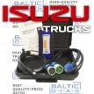 ISUZU TRUCK DIAGNOSTIC SERVICE SYSTEM 2019 (LAPTOP INCL.)