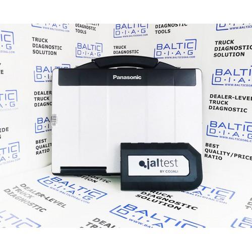 JALTEST MARINE KIT with BALTICDIAG DIAGNOSTIC LAPTOP |  MARINE DIAGNOSTIC TOOL