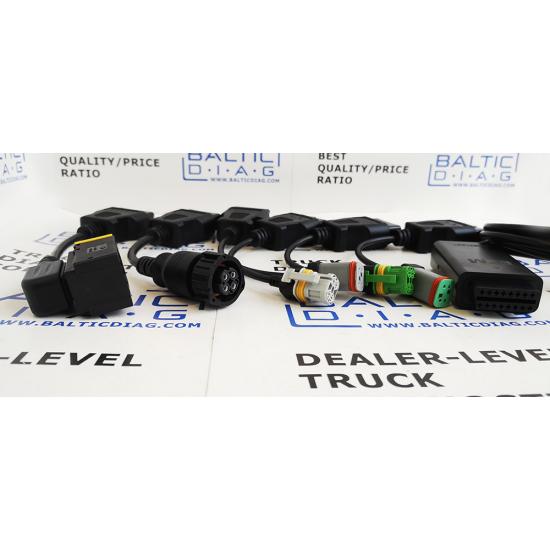 Jaltest ETM (Electronic Test Module V9) for EBS brakes system