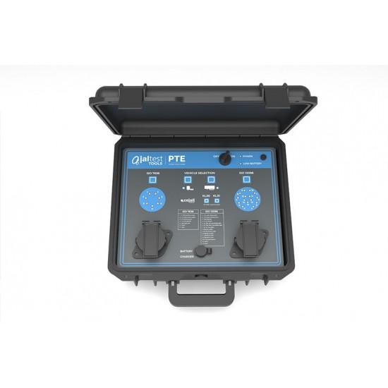 JALTEST PTE (Portable Trailer e-Supply)