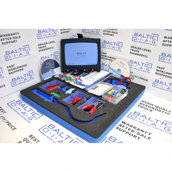 PICOSCOPE OSCILLOSCOPE STANDARD KIT (4 CHANNEL)