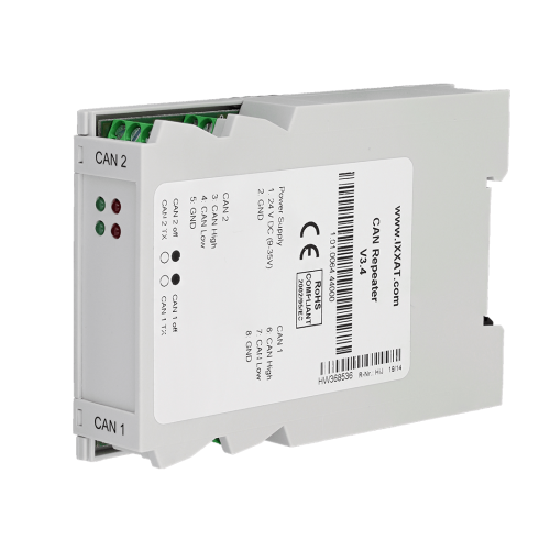 Ixxat CAN Repeater CAN Bus 1.01.0064.44000