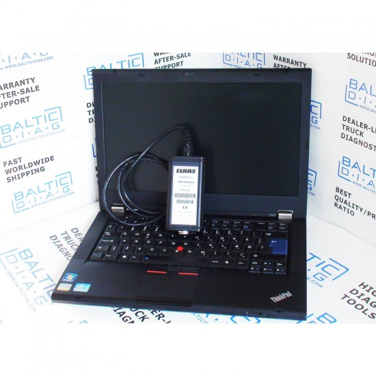 CLAAS AGRICULTURAL MACHINERY DIAGNOSTIC CANUSB (LAPTOP INCL.)