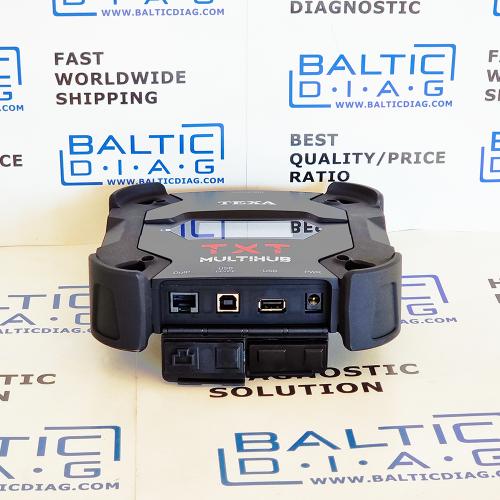 TEXA CONSTRUCTION MACHINE DIAGNOSTICS   TXT MULTIHUB   BALTICDIAG LAPTOP