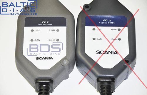 OEM SCANIA VCI2 (99430) SDP3 + MULTI | FULL SOLUTION