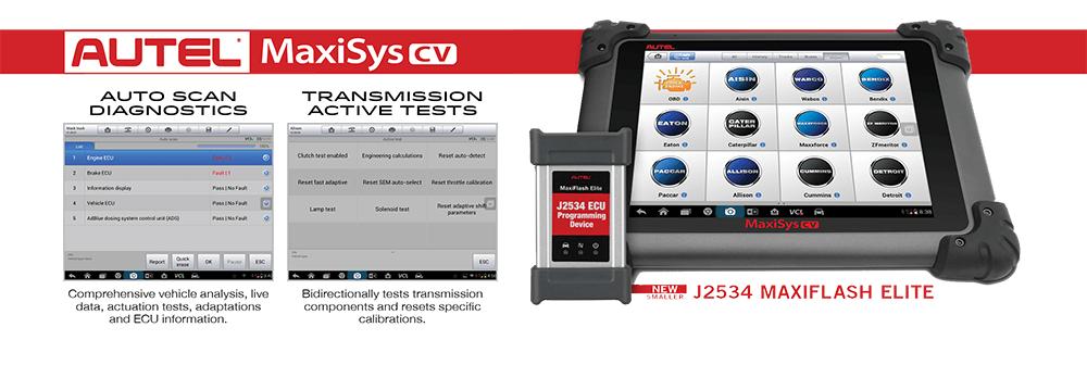 Autel Maxisys MS908 CV