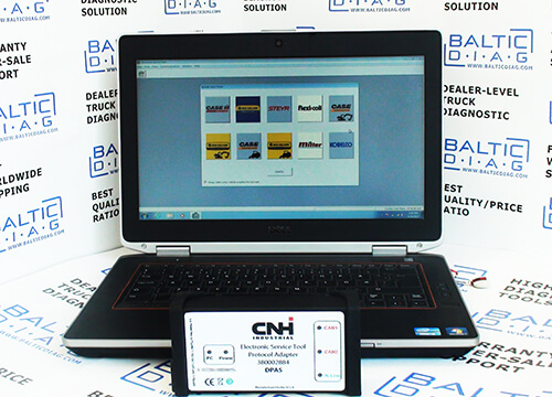 cnh diagnostic tool new holland