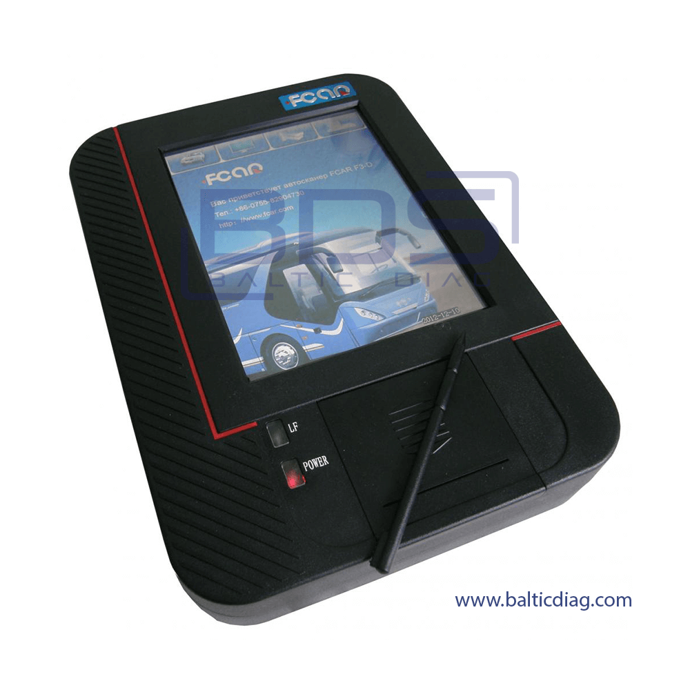 F Car F3 D Multi Functional Truck Diagnostic Tool