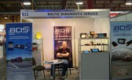 truck diagnostic exhibition