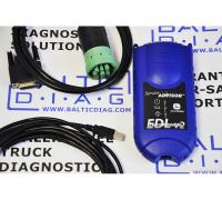 Genuine JOHN DEERE diagnostic solution V3 (Laptop incl.)