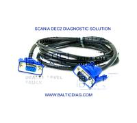 Scania DEC2 diagnostic solution (with laptop)