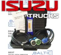 Isuzu Truck Diagnostic Service System 2017 (Laptop incl.)