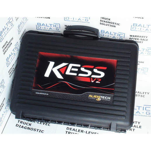 kess v2 alientech genuine original