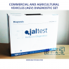 Jaltest commercial and agricultural vehicles (AGV) Diagnostic Set