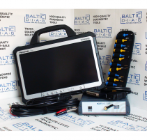 Jaltest Commercial Vehicle Set with Tablet PC
