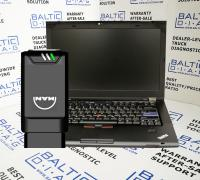 MAN T420 with MAN CATS 3 (Laptop incl.)