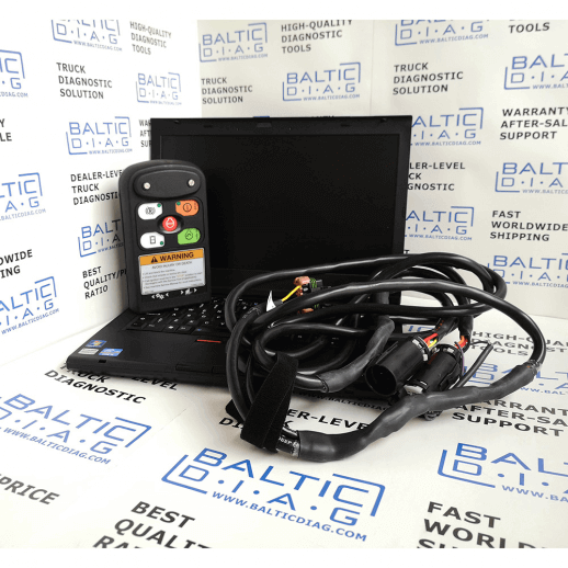Remote Start Tool Bobcat Service Analyzer