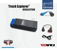 Truck Explorer REVOLUTION Kit | BALTICDIAG EDITION