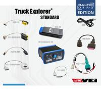 Truck Explorer STANDARD Kit | BALTICDIAG EDITION